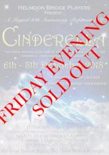 Friday Evening SOLD OUT
