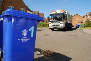 Bin collections over Christmas