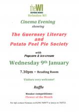 WI Cinema Evening - Visitors Welcome