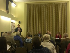 Annual Parish Meeting - A Quick Review