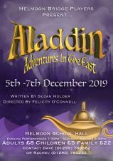 Tickets for Aladdin - Now on sale!
