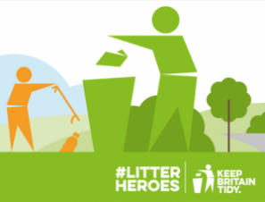 Village litter pick - Saturday 24th April, 10am