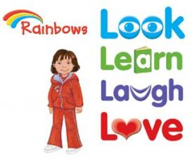 Rainbows Look, Learn, Laugh, Love